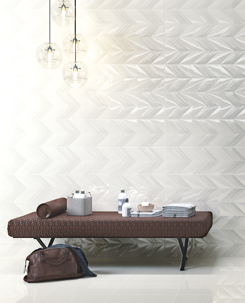 Emser Chevron Wall Tile