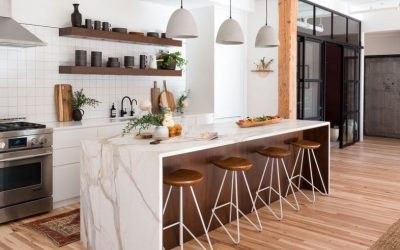 Make a Statement with Cabinetry